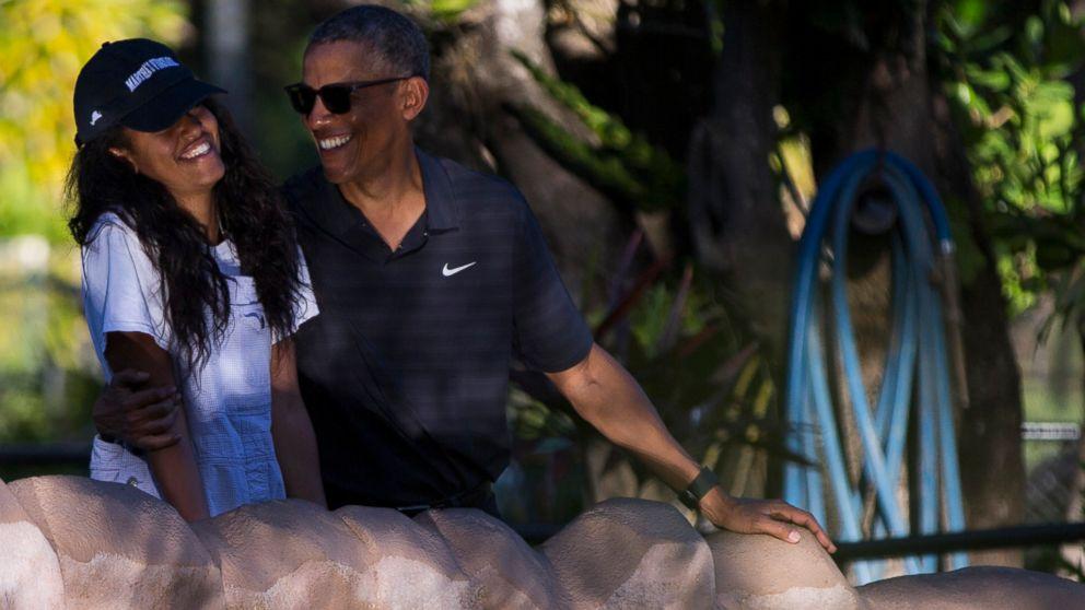 Aloha Obama Inside The President 39 S 2015 Hawaiian Holiday