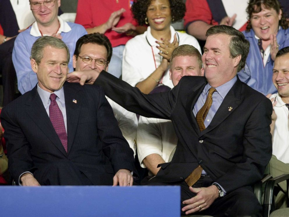The Bush Family Thanksgiving Will Be Even More Awkward Than Yours