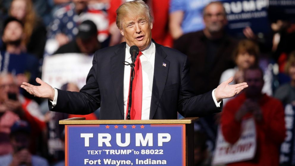 Donald Trump Calls China's Trade Practice the 'Greatest Theft in the