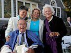 PHOTO: President Bush Attends Gay Wedding