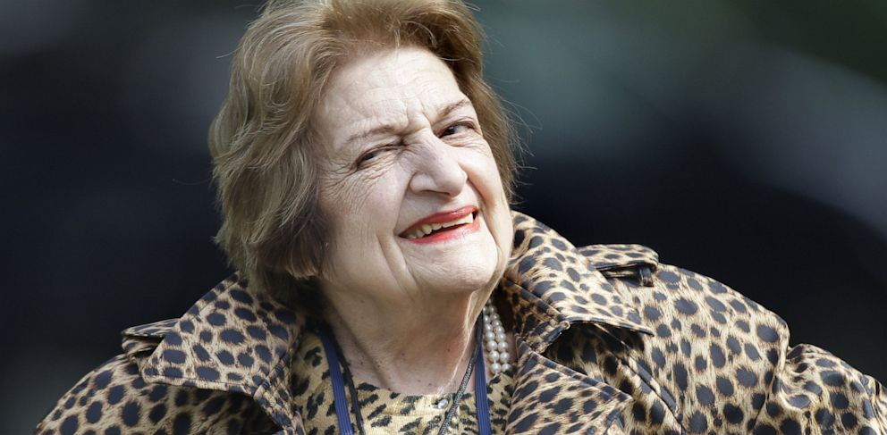 Helen Thomas Dead: Pioneering White House Journalist Dies at 92
