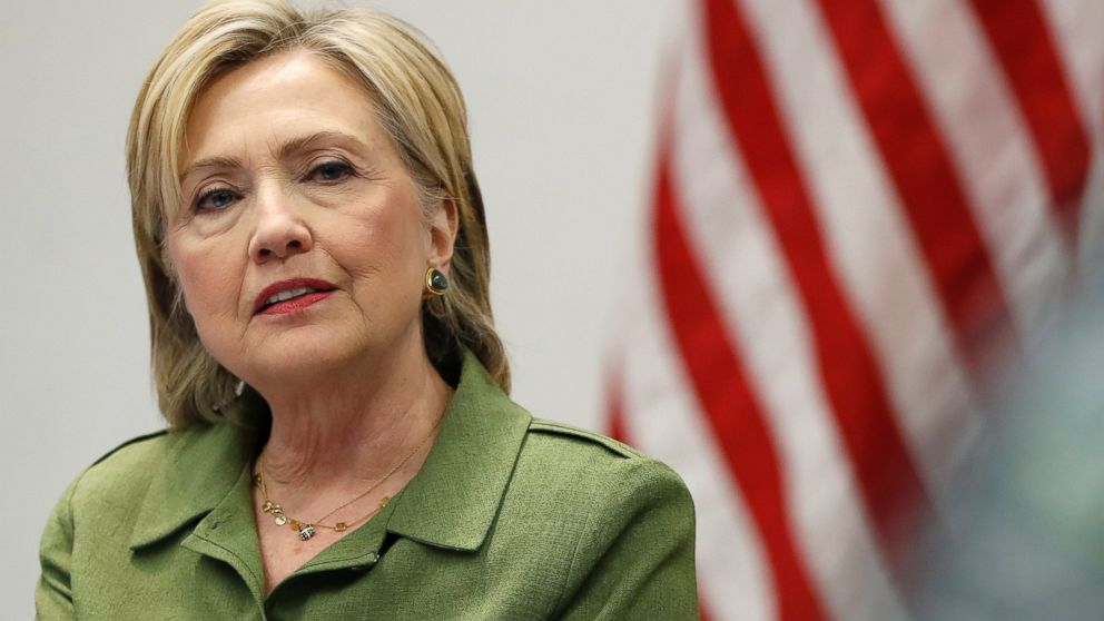 remaining clinton schedules to be released by election day abc news