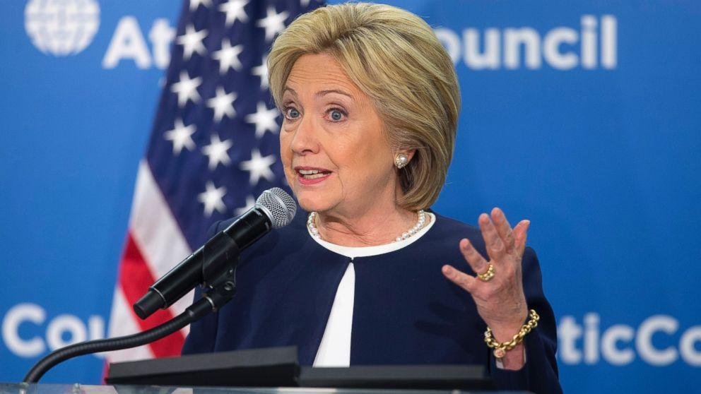 Hillary Clinton Asked About Paula Jones At Womens Economic Forum