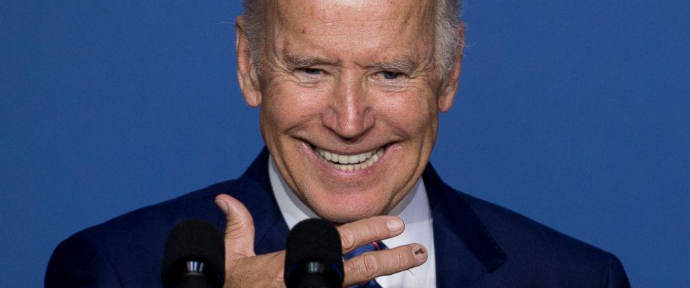 PHOTO: Vice President Joe Biden speaks at the Cancer Moonshot Summit at Howard University in Washington,June 29, 2016.