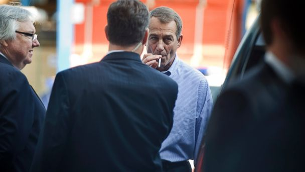Smoker John Boehner Joins Board of Tobacco Company