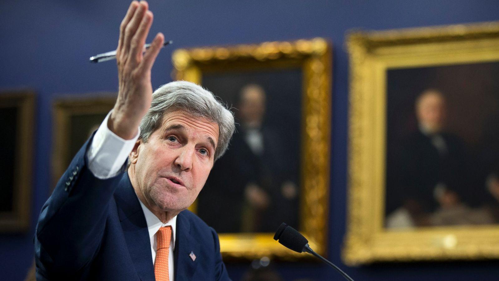 Donald Trump Fire John Kerry 2 iphone case