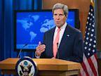 PHOTO: John Kerry Talks State Of Syria