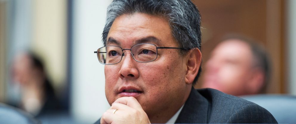 PHOTO: Rep. Mark Takai, D-Hawaii, attends a meeting of the House Armed Services Committee in Washington, Jan. 14, 2015.