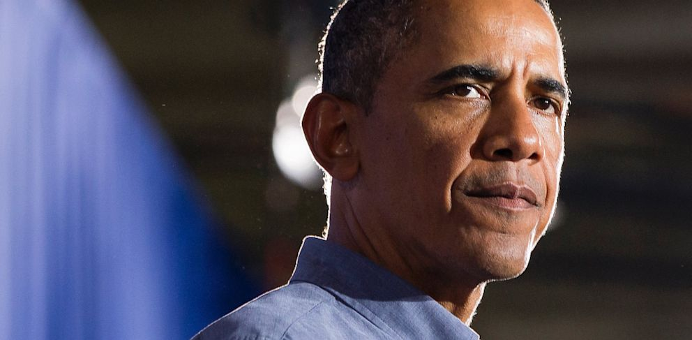 PHOTO: FILE - In this Aug. 22, 2013 file photo, President Barack Obama pauses while speaking at Henninger High School in Syracuse, N.Y. The launch of a highly anticipated strike on Syria could make for awkward timing.