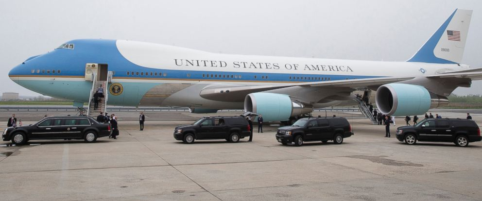 Air Force One: Boeing 747-8 Selected as New Presidential Plane - ABC