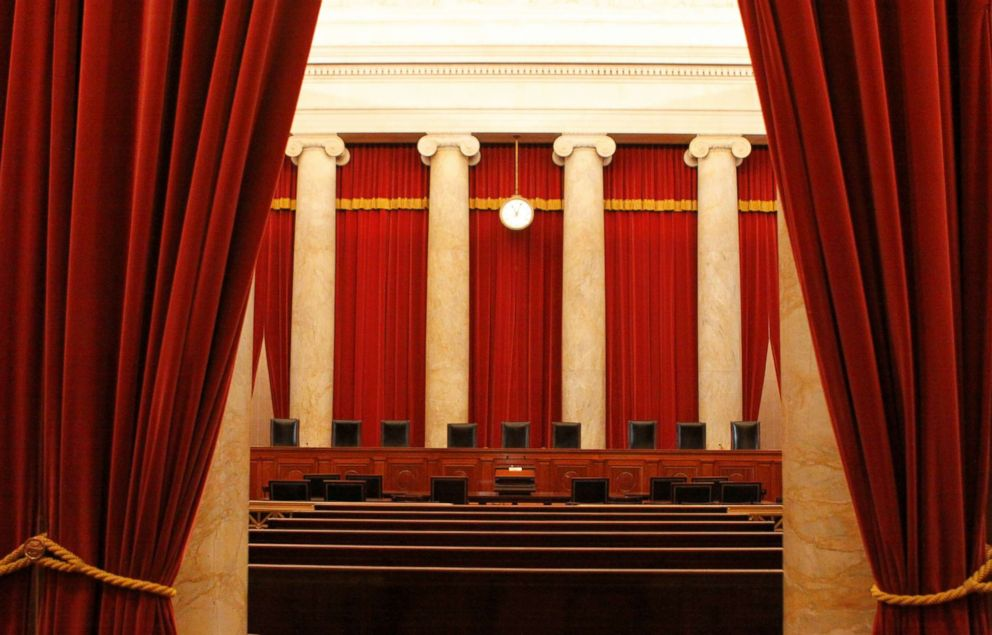 PHOTO: The Supreme Court chamber in Washington, Aug. 26, 2011.