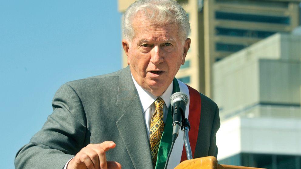 Thomas D'Alesandro III, Bruder von House Speaker Nancy Pelosi, ist gestorben