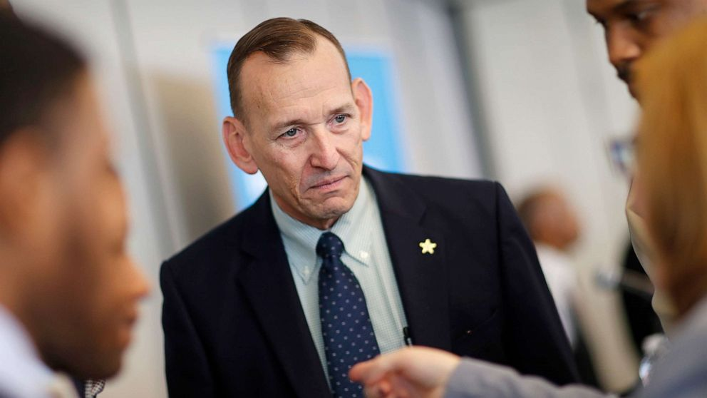 U.S. Secret Service director Randolph Alles leaving position