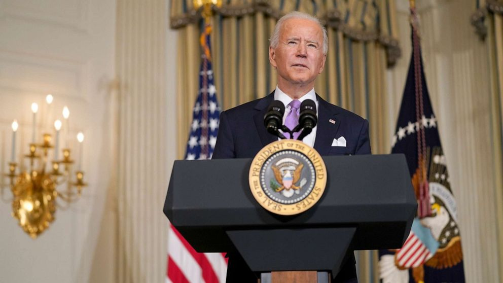 Biden directive combats racism against Asian Americans amid COVID-19 pandemic