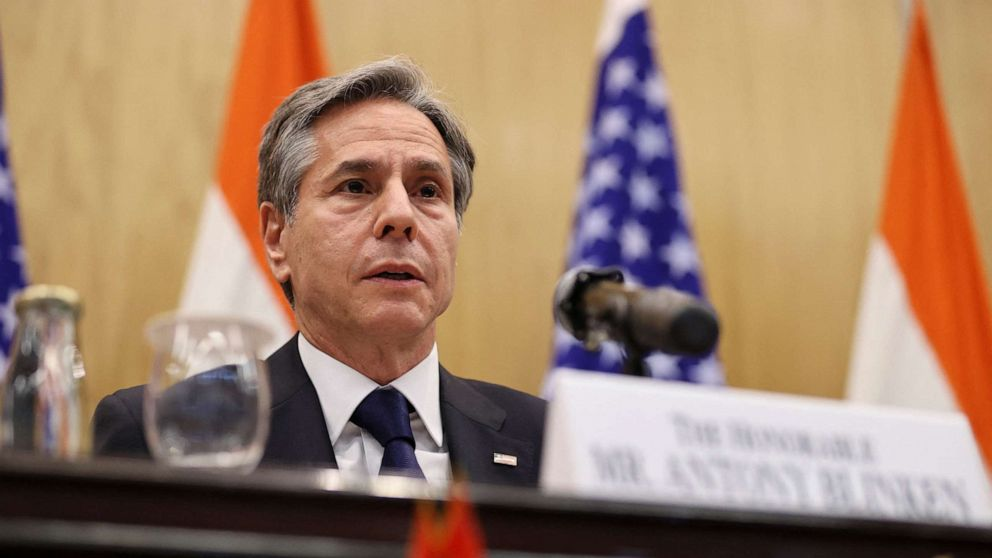Blinken warns of  deeply  deeply troubling  reports of atrocities in Afghanistan amid US withdrawal