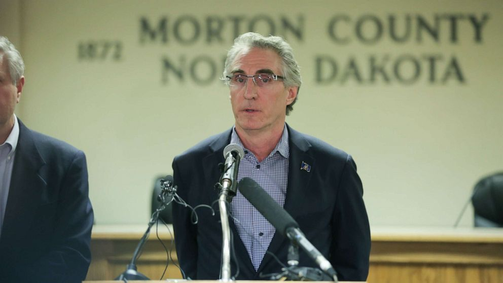 North Dakota Gov. Doug Burgum goes against GOP, condemns anti-LGBTQ resolution thumbnail
