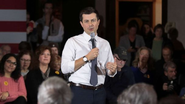 The Note: Mayor Pete draws fresh heat from his left