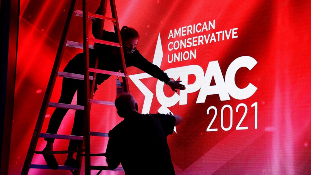 CPAC poised to score 1 for Trump in GOP civil war: The Note