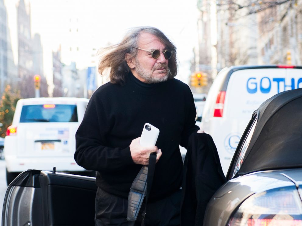 PHOTO: Dr. Harold Bornstein, personal physician to Donald Trump arrives at his office at 101 East 78th street on Dec. 15, 2015.