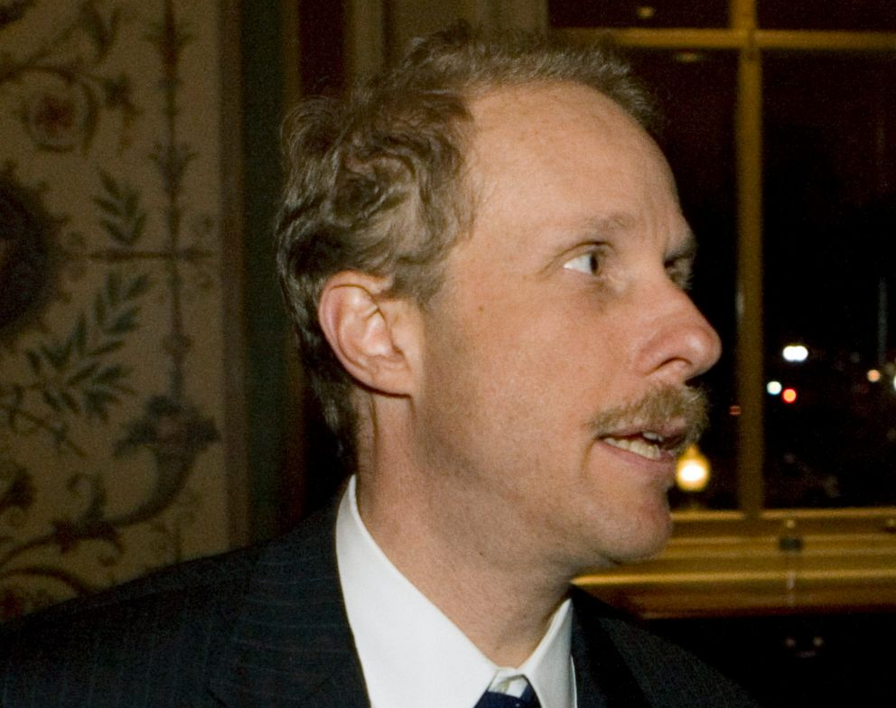 PHOTO: Stephen Feinberg is seen on Capitol Hill, Dec. 11, 2008.
