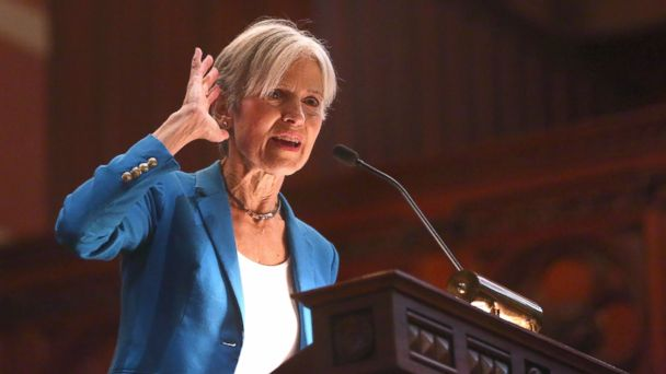 Green Party Candidate Jill Stein to File for Vote Recount in 3 Battleground States