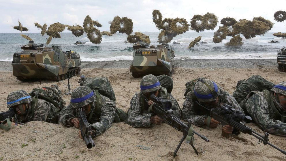 US ends annual spring military exercises with South Korea thumbnail