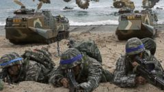 US ends annual spring military exercises with South Korea - ABC News