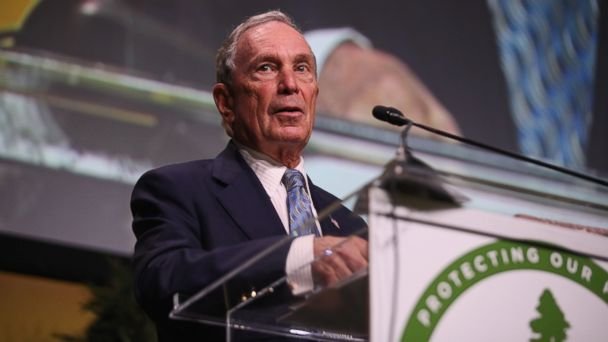 Bloomberg says America should 'get behind' Trump because 'the public has spoken'