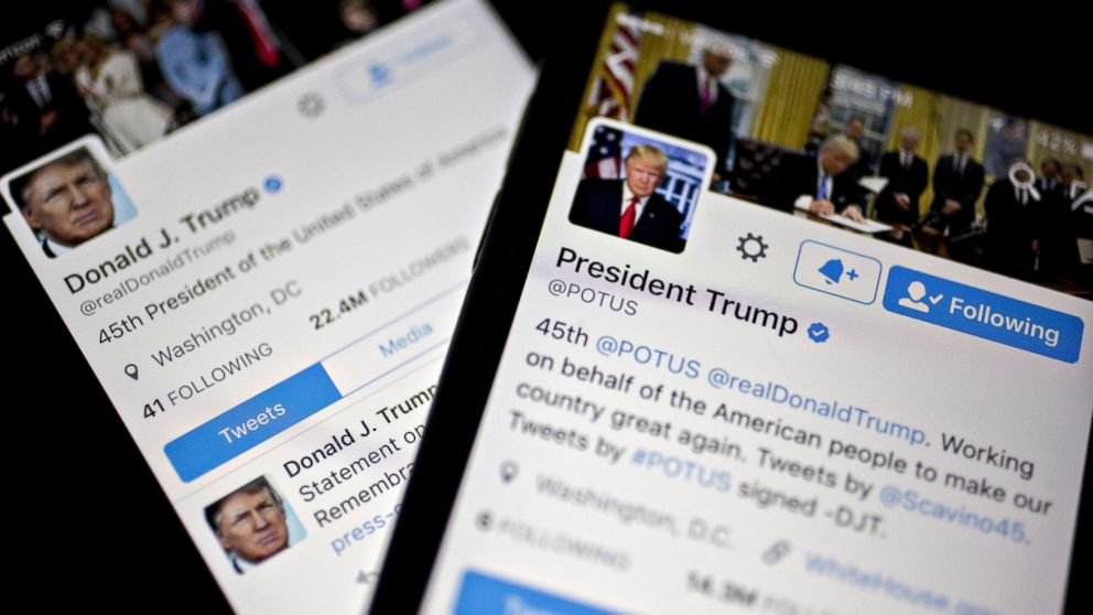 """Résultat de recherche d'images pour """"Donald Trump, tweets, us politic"""""""
