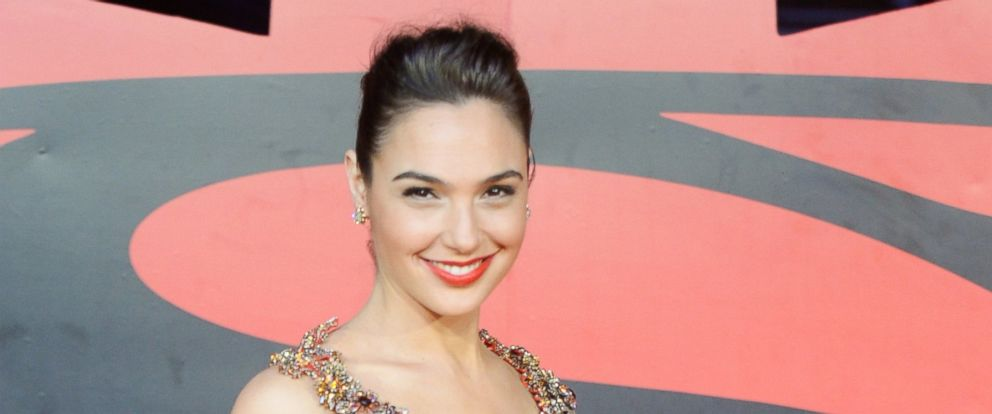PHOTO: Gal Gadot attends the premiere of Batman v. Superman: Dawn Of Justice.