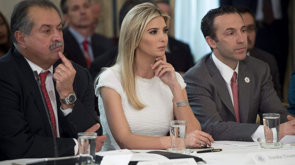 How first daughter Ivanka Trump's role at the White House has ...