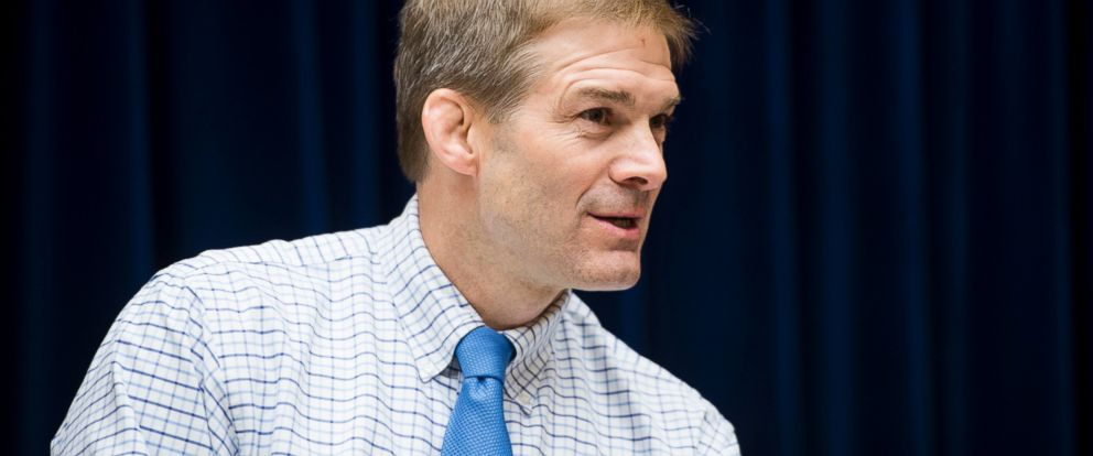 PHOTO: Rep. Jim Jordan participates in a joint hearing on May 7, 2013 in Washington, D.C.