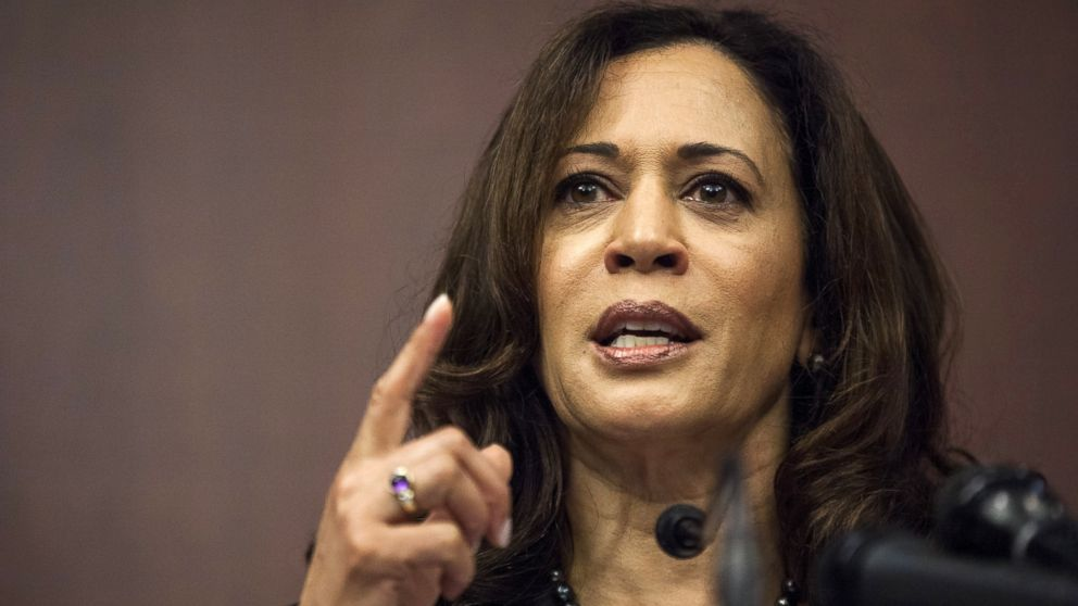 Sen. Kamala Harris 'actively considering' writing second book | ABC News