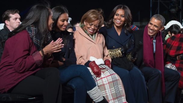No, Michelle Obama's Mom Will Not Receive a Pension for Living in the White House
