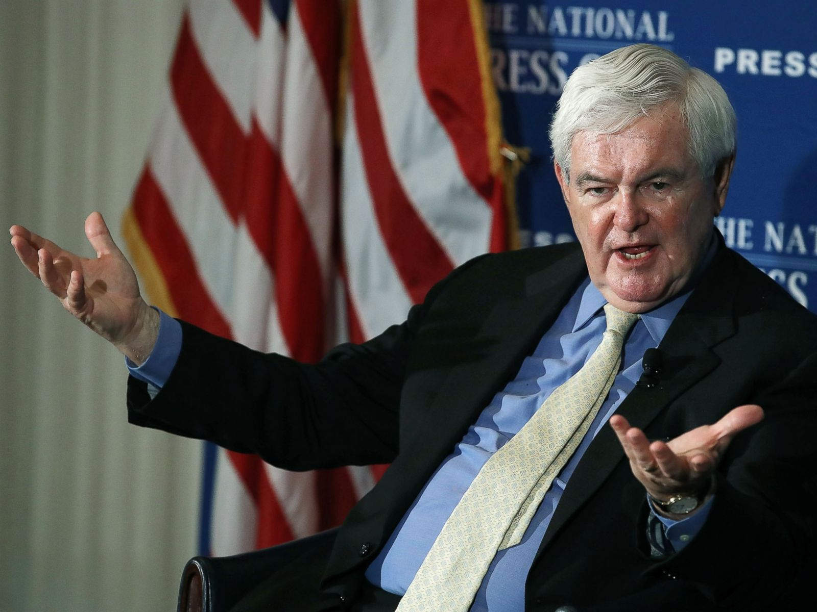 Newt Gingrich: US must wake up and see China for what it really is – Before it's too late