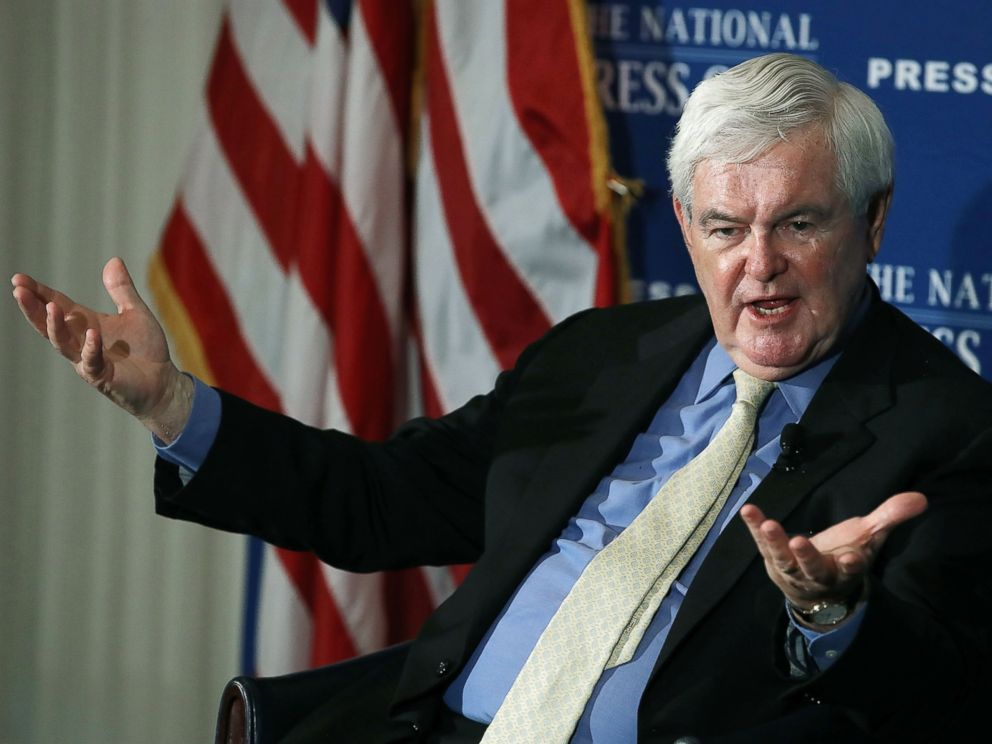 On 'The View': Newt Gingrich 'We cherish freedom' but cannot ...