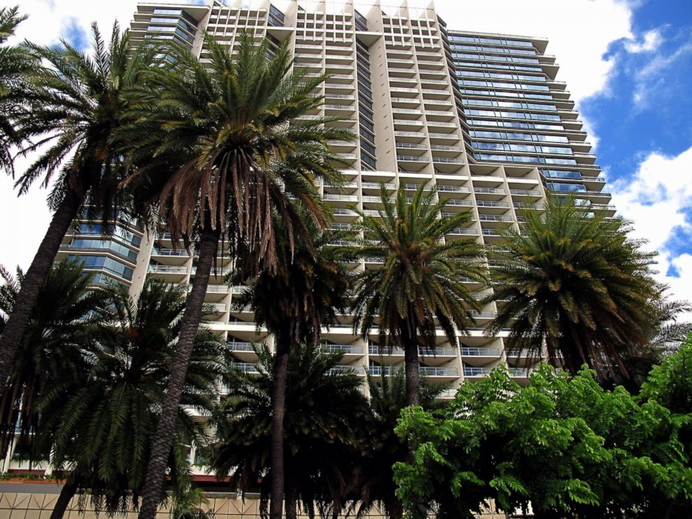 PHOTO: A view of Honolulus Trump Hotel on Waikiki beach is seen here, June 15, 2010.