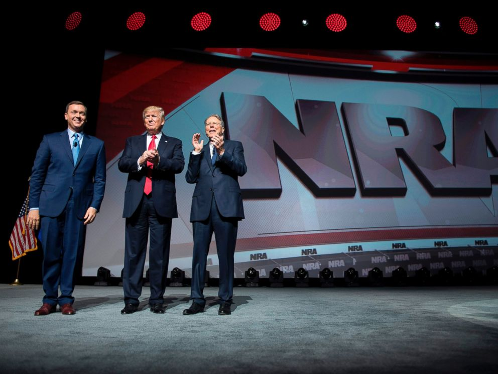 Breaking down the NRA-backed theory that a good guy with a gun stops