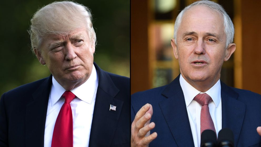 Trump praises Australian universal health care system at meeting with prime  minister - ABC News