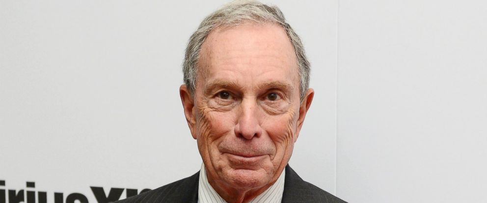 PHOTO: Michael Bloomberg attends Jazz at Lincoln Centers Ertegun Atrium and Ertegun Hall of Fame grand reopening at Jazz at Lincoln Center on Dec. 17, 2015 in New York.