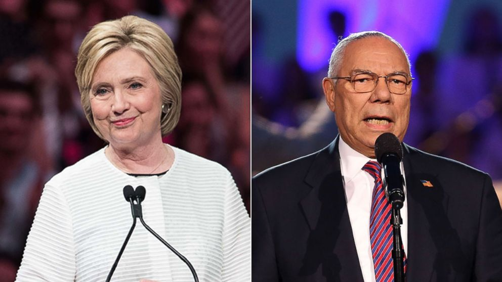 Colin Powell Blasts Hillary Clinton S Team For Trying To Pin