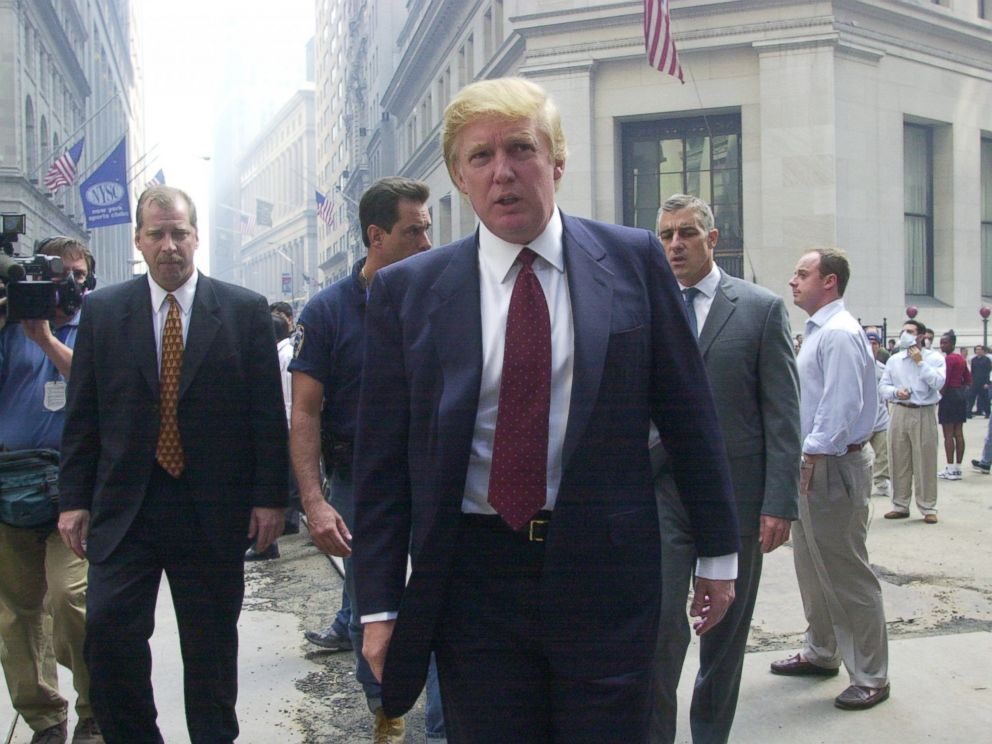 Where Donald Trump And Hillary Clinton Were On 9 11 Abc News