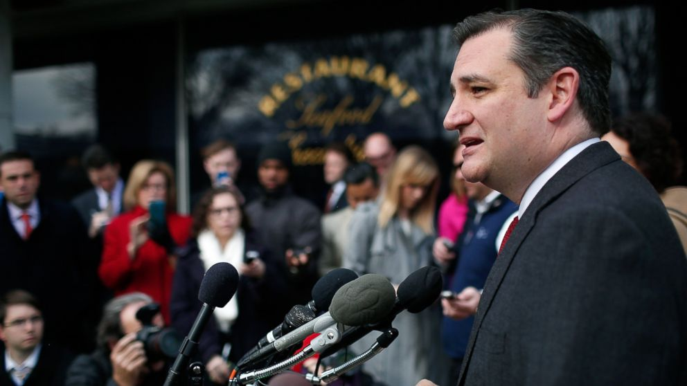 Ted Cruz Faces Twitter Backlash After Call for Muslim