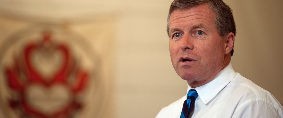PHOTO: Rep. Charlie Dent hosted a Town Hall Meeting for constituents of the 15th District of Pennsylvania, Aug. 26, 2013, at the Kutztown Train Station in Kutztown, Pennsylvania.