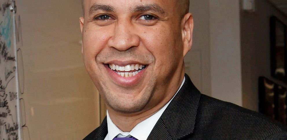 Cory Booker Accused of 'Acting Ambiguous' to Attract Gay Votes