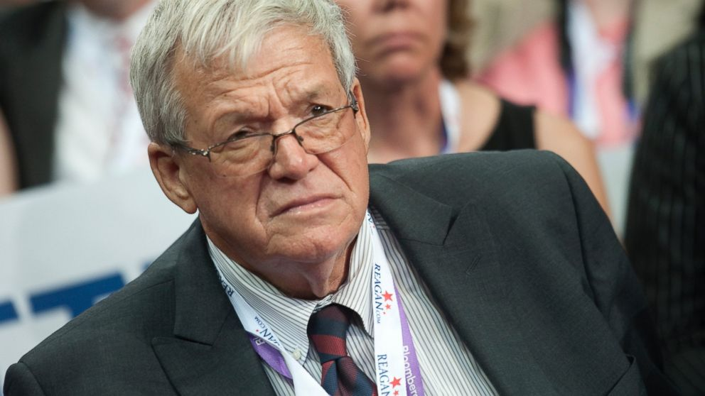 Dennis hastert sexual misconduct