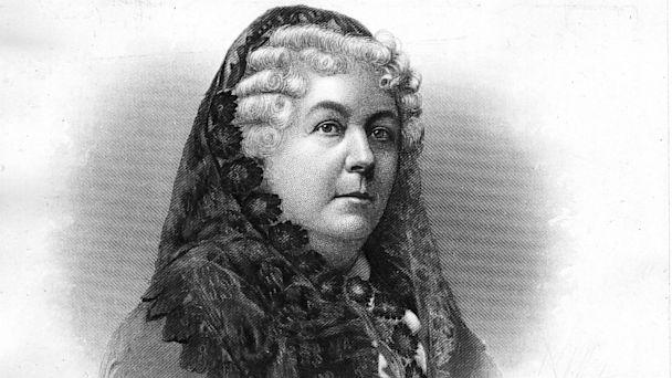 PHOTO: elizabeth cady standton, suffrage, seneca falls