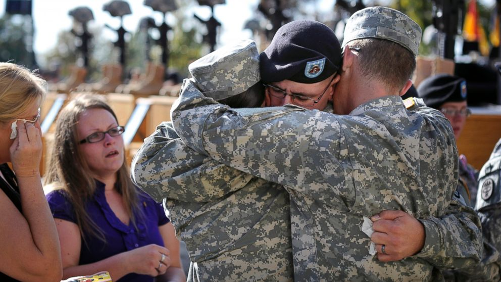 Army Rules That Fort Hood Shooting Victims Will Receive