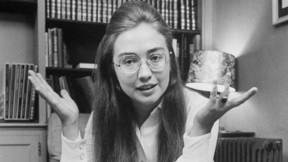 Hillary Clinton 14 Moments That Define The Woman Who Wants To Be
