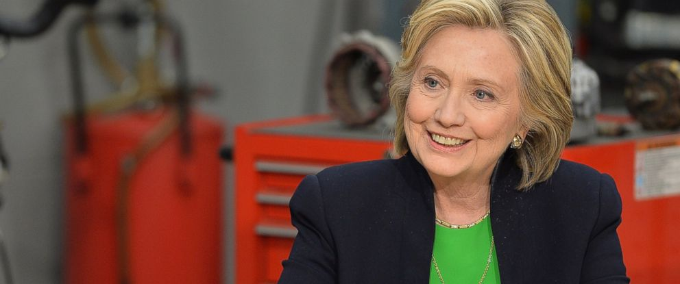 here s one thing hillary clinton left off her linkedin resume abc news